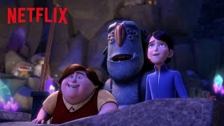 Trollhunters - Official Trailer - Netflix