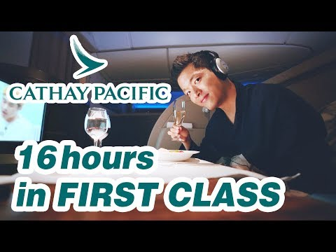 incredible-cathay-pacific-first-class-|-hong-kong---new-york-|-boeing-777-300er-|-캐세이퍼시픽-일등석-후기