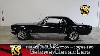 1965 Ford Mustang, Gateway Classic Cars Philadelphia - #346