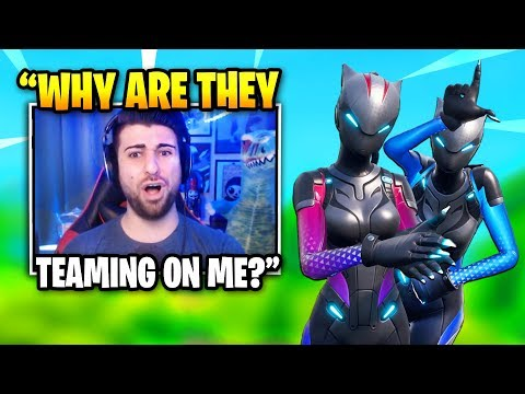 SypherPK DESTROYS Teamers In Solo | Fortnite Daily Funny Moments Ep.319