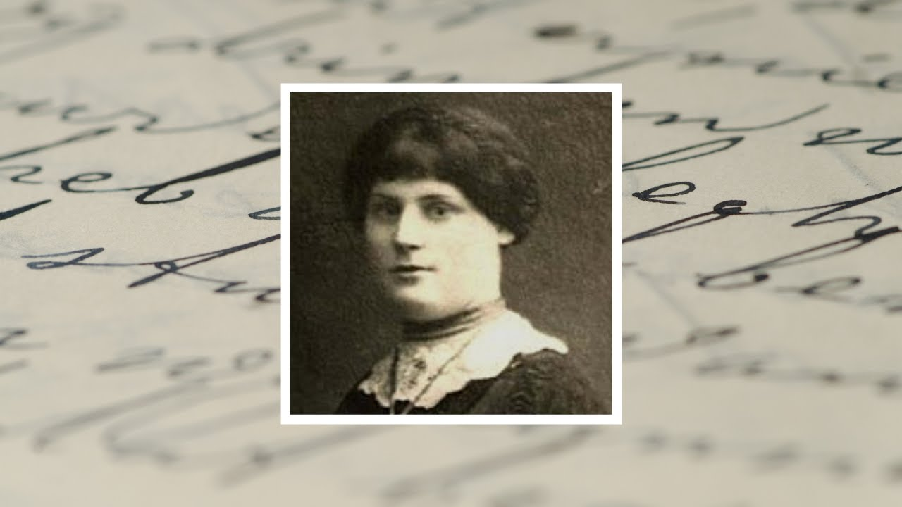 Hinde-Esther Kreitman - she would have turned 130.