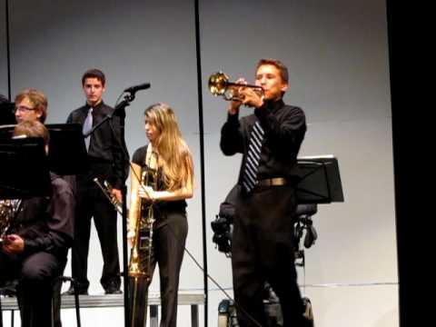 Wellington High School Jazz Band - 'All's Well In Wellington'