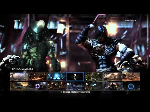 All Variations Liu Kang - Ranked Matches - Mortal Kombat X (PS4)