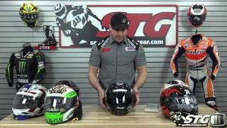 2014 Motorcycle Helmet Buying Guide $200-$400 from Sportbiketrackgear.com