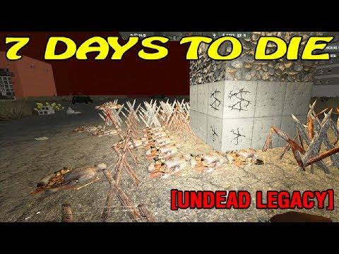 7 Days to Die [ Undead Legacy ]  ► Ночной бой