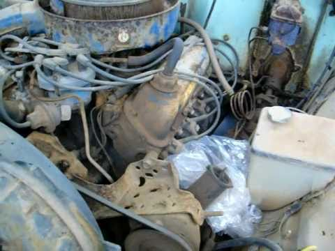 351m Engine Diagram 1979 Ford F150 With 351 Windsor Youtube