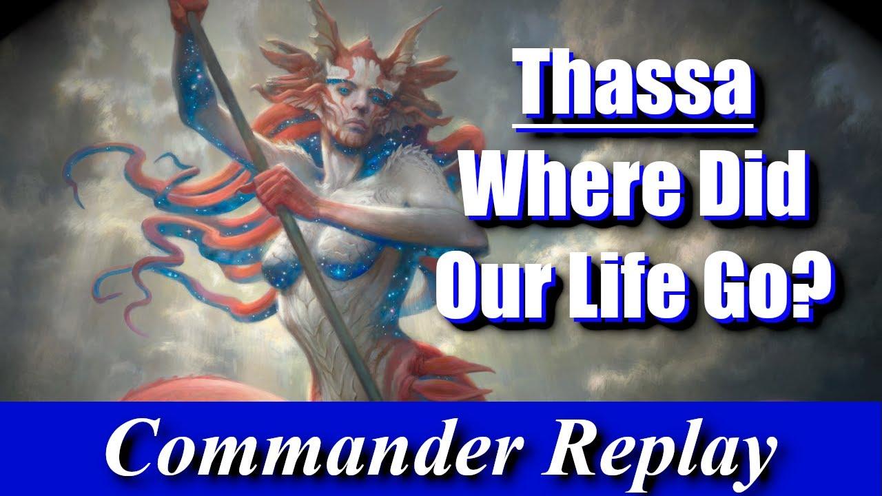 Where Did Our Life Go? | Thassa Deep Dwelling vs Pir and Toothy, Hogaak, Ayara | EDH Gameplay