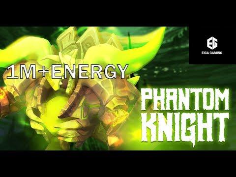 Lords Mobile : Phantom Knight - 1M++ ENERGY!!