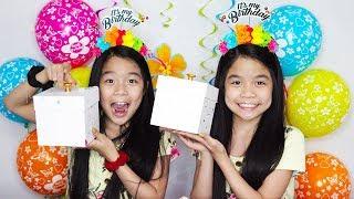 HAPPY BIRTHDAY TRAN TWINS [Sendacake Surprise] + Giveaways