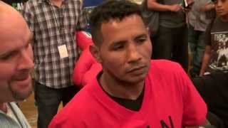 Ricardo Mayorga promises to knock out Shane Mosley in 2 rounds in rematch