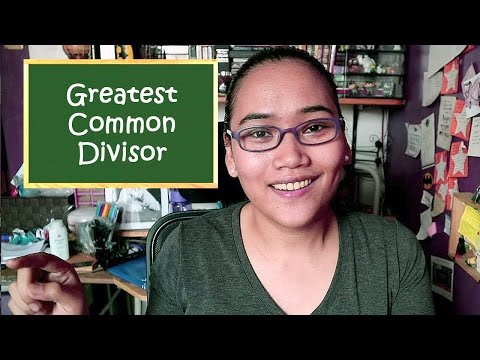 Greatest Common Factor or Divisor - Free Civil Service Review