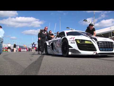 Audi R8 GRAND-AM Pics, Rolex 24 Hours of Daytona