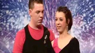 Britain's Got Talent 2009 Episode 1 EXCLUSIVE RECAP VIDEO CLIPS Simon Cowell Amanda Pierce