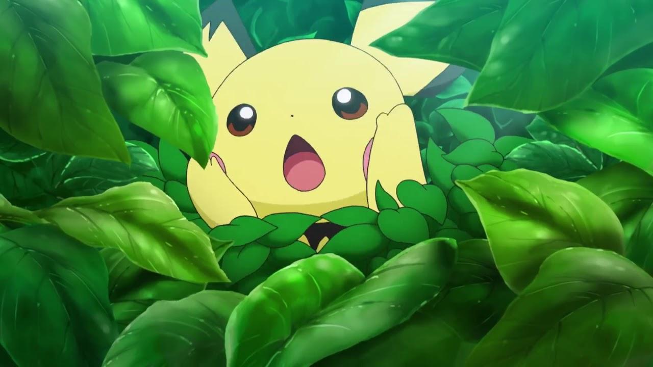 ¡La espera ha terminado! Les traemos el primer tráiler del nuevo anime de Pokémon con el nuevo comie