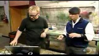MythBusters Fingerprints Busted