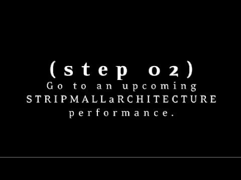 Stripmall Architecture : Object02 mp3