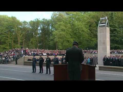 Krijgsmacht vertegenwoordigd bij 4 mei herdenking op Grebbeberg