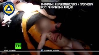 «Белые каски» убивали сирийских детей-рабов ради оправдания химатаки.