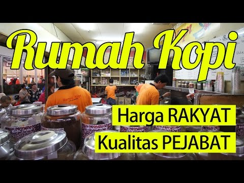 Kopi Murah Banget Kualitas Pejabat di Pasar Modern Sinpasa Serpong - Jakarta Kuliner