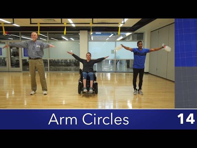 Modified Arm Circles
