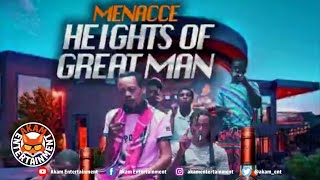 Menacce - Heights of Great Man - January 2020