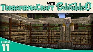 Minecraft Terrafirmacraft :: B-Team Lot Layout! :: E11