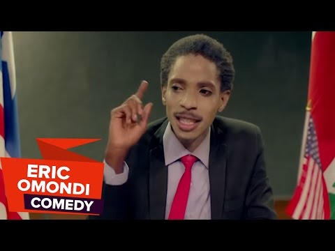 ERIC OMONDI UNTAMED 5 The Obama Homecoming