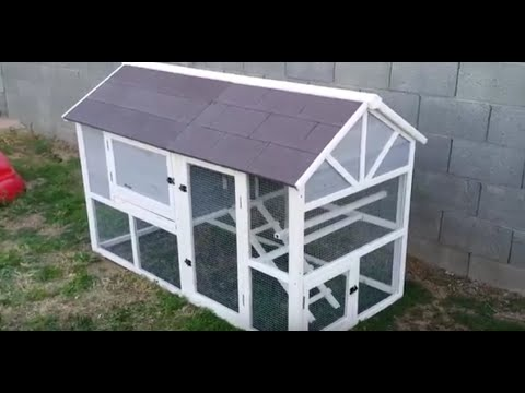 Precision Pet Farm House Chicken Coop - 115225399