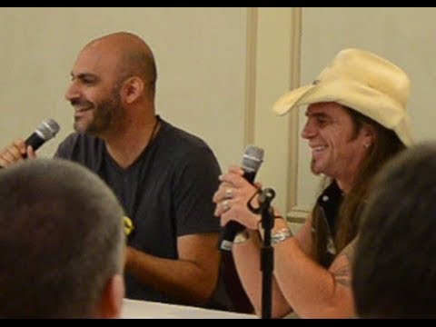ReBoot Panel - Anime North 2014, 2/4 Ft. Michael Benyaer and Scott McNeil