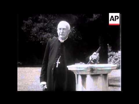 Bishop Of London Retires
