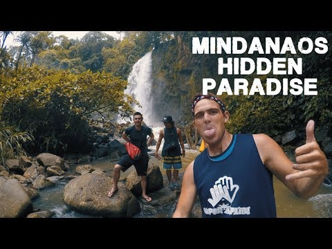 WE FOUND MINDANAOS HIDDEN PARADISE!! (FT BECOMING FILIPINO AKA KULAS)