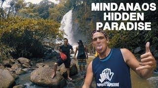 WE FOUND MINDANAOS HIDDEN PARADISE!! (FT BECOMING FILIPINO AKA KULAS)