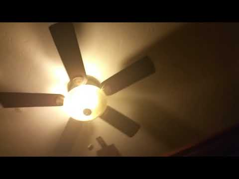 Harbor Breeze Keyport Doorbell Installation Diagram Hugger Flushmount Ceiling Fan Youtube