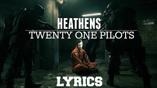 twenty one pilots Heathens KARAOKE LYRİC (suicide squad) (FULL HD)