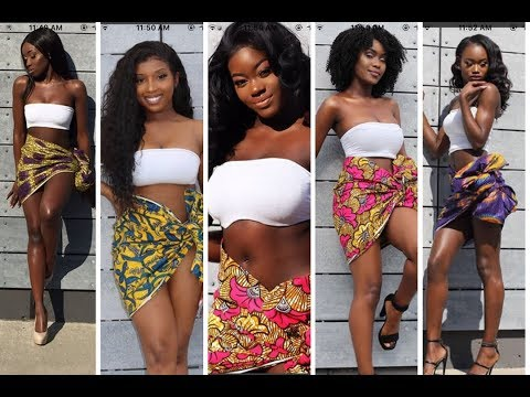 MISS GHANAIAN CANADIAN PAGEANT 2017 FULL VIDEO