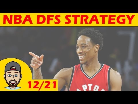 NBA DFS Projections & Strategy | Thursday...