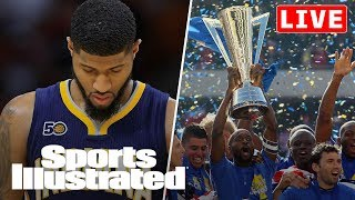 Pacers-Cavaliers Reject Paul George Trade, Gold Cup Standout Players | LIVE | Sports Illustrated