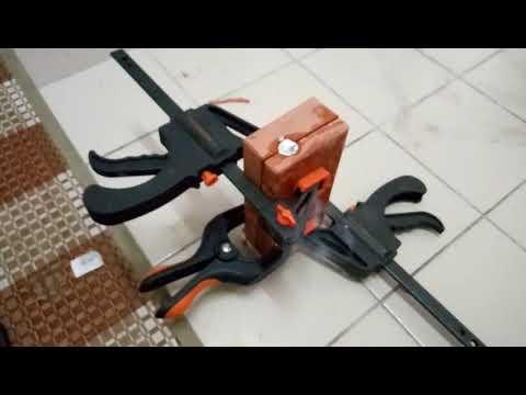 cara membuat metal jig (DIY)