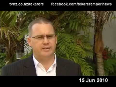 How will Seabed and Foreshore changes effect Maori Te Karere TVNZ 15 Jun 2010.wmv