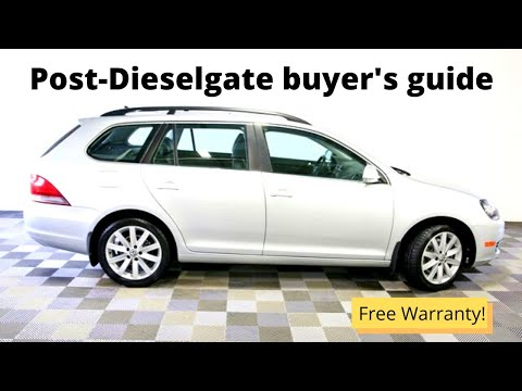 A Post Dieselgate TDI Buyer's Guide, And How To Score A Free Warranty.