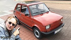 You Won't Believe the Horsepower this 1989 Polski Fiat 126p Puts Out