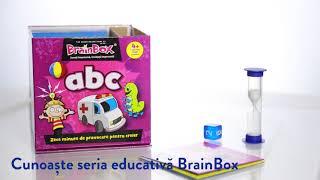 Cum se joacă BrainBox ABC