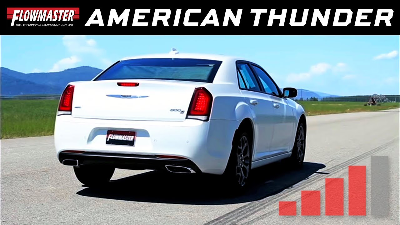 2015 19 charger chrysler 300 3 6l american thunder cat back exhaust system