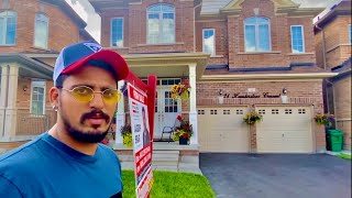 1.2 Million Dollar house tour in Brampton(Canada)