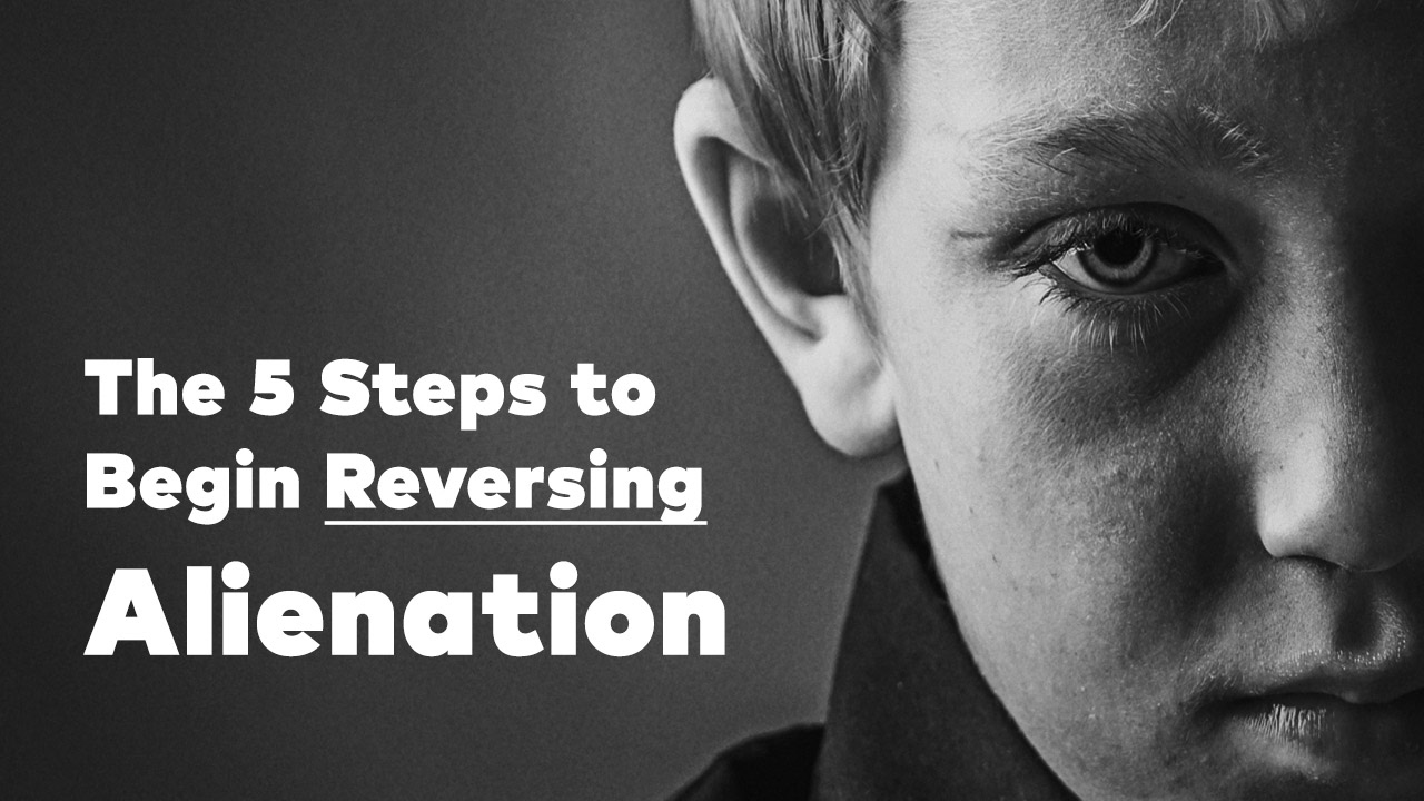 Parental Alienation - How to fight back
