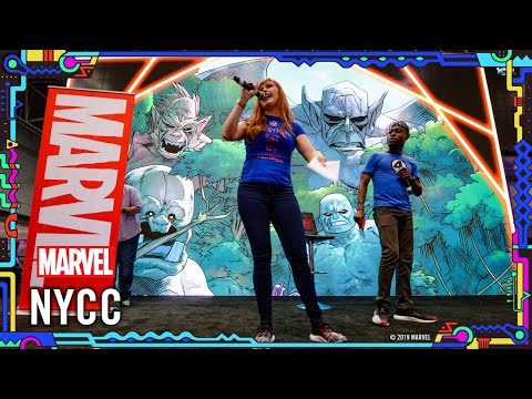 Earth's Mightiest Show NYCC 2019 Kickoff! | Marvel LIVE!