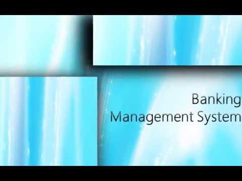 Banking Management System - YouTube