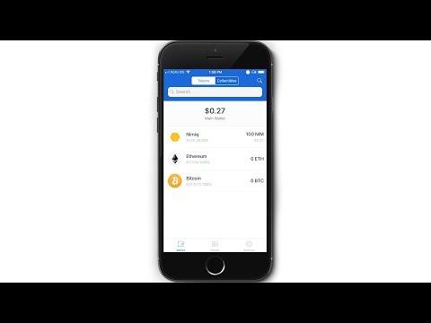 How To Setup Trust Wallet & Send/Receive NIM
