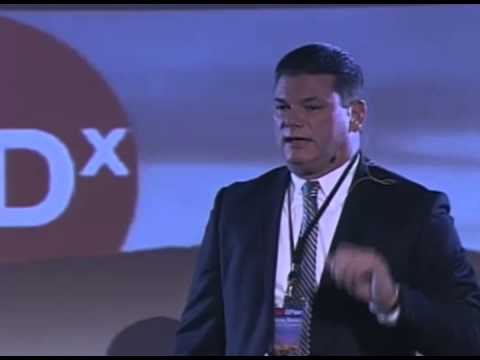 Border crime -- examining the facts: Sheriff Richard Wiles at TEDxElPaso