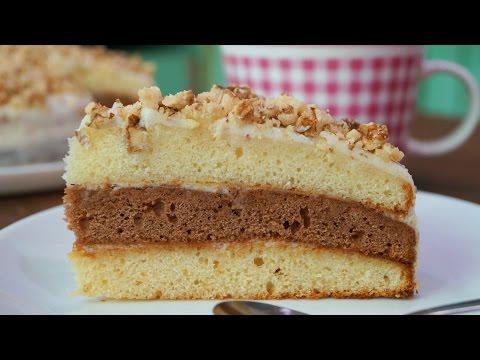 Торт Мечта жизни - простой пошаговый рецепт